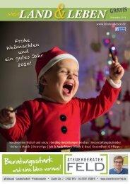 Land & Leben Ausgabe Dezember 2019