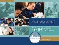 Boston Collegiate Charter School 2019 Annual Report