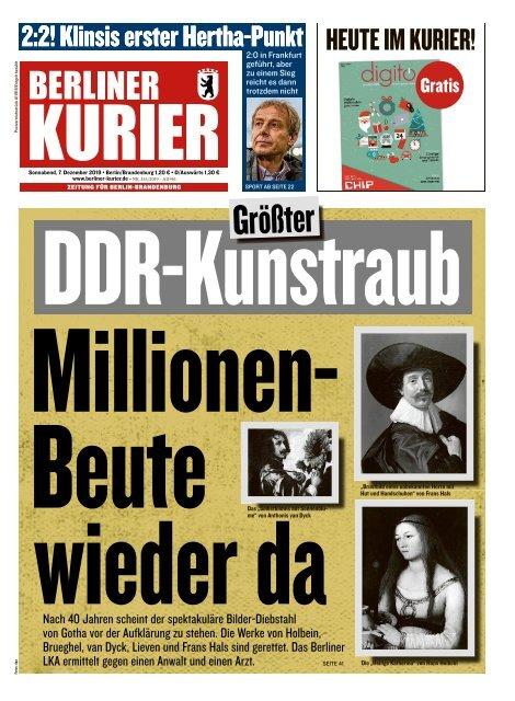 Berliner Kurier 07.12.2019