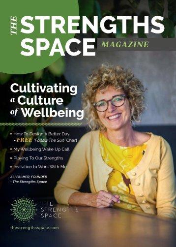 The Strength Space Magazine By Ali Palmer