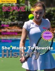 Serveitup Tennis Magazine #47