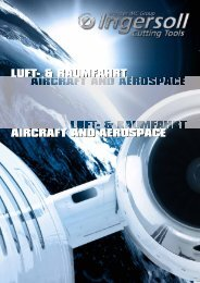 LUFT- & RAUMFAHRT AIRCRAFT AND AEROSPACE - Ingersoll IMC