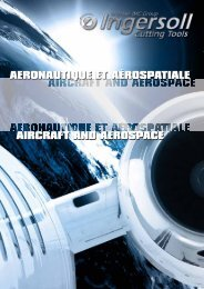 Brochure aérospatiale (Download PDF 3 MB) - Ingersoll IMC