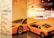 Automobil Broschüre (Download PDF 4MB) - Ingersoll IMC