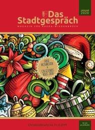 Das Stadtgespräch Rheda-Wiedenbrück Ausgabe Januar 2020