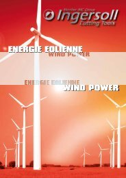 Brochure energie eolienne (Download PDF 3,5MB) - Ingersoll IMC