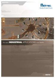 Industrie - Mektec