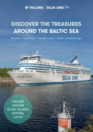 Discover the Treasures around the Baltic Sea
