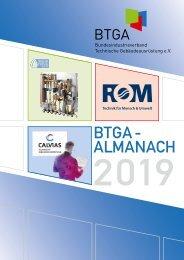 BTGA-Almanach 2019