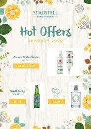 SAFG Hot Offers Brochure - January 2020
