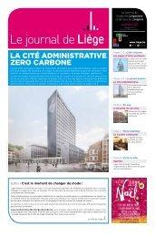 Votre Journal de Liège du mois de décembre 2019