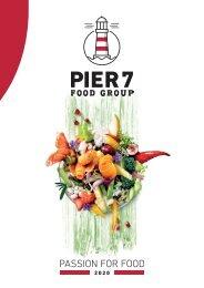 Pier7 Gesamtkatalog 2020