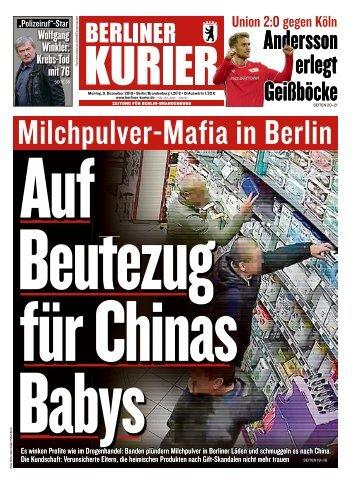 Berliner Kurier 09.12.2019