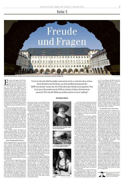 Berliner Zeitung 09.12.2019
