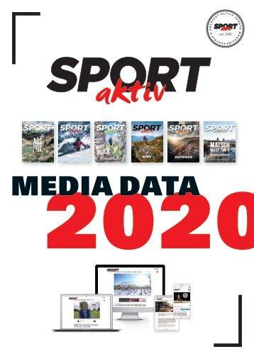 SPORTaktiv Media Data 2020