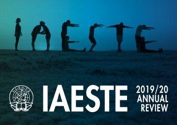 IAESTE Annual Review 2019/20