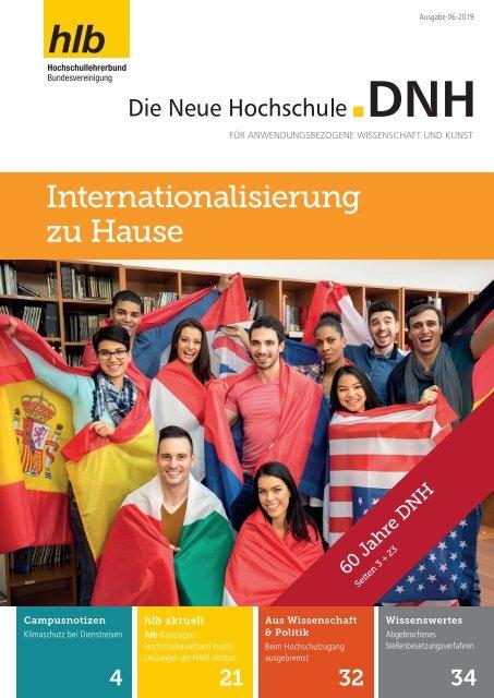Die Neue Hochschule Heft 6/2019
