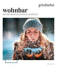 wohnbar Winter 2019 Griesbacher