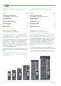 VARIPACK - externe Frequenzumrichter - Seite 2