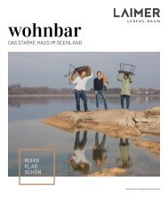 wohnbar Winter 2019 Laimer