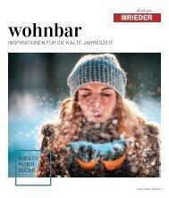 wohnbar Winter 2019 Rieder