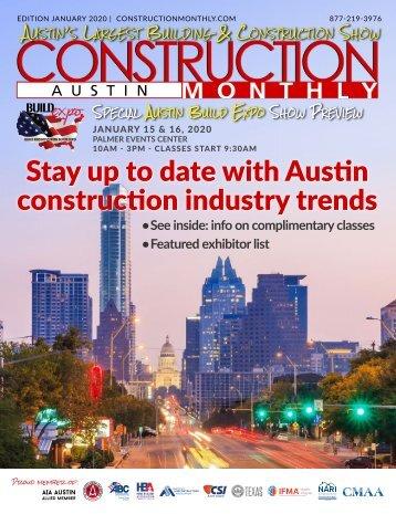 Austin 2020 Build Expo Classes