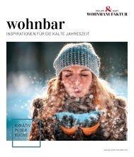 wohnbar Winter 2019 Wohnmanufaktur