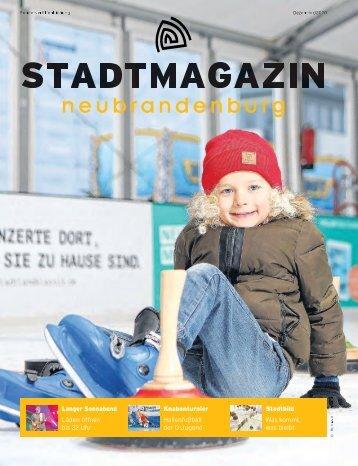 Stadtmagazin Neubrandenburg