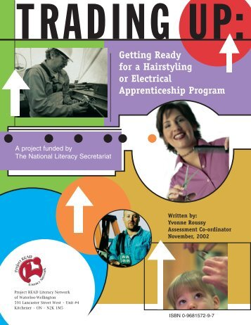 Getting Ready for a Hairstyling or Electrical Apprenticeship Program