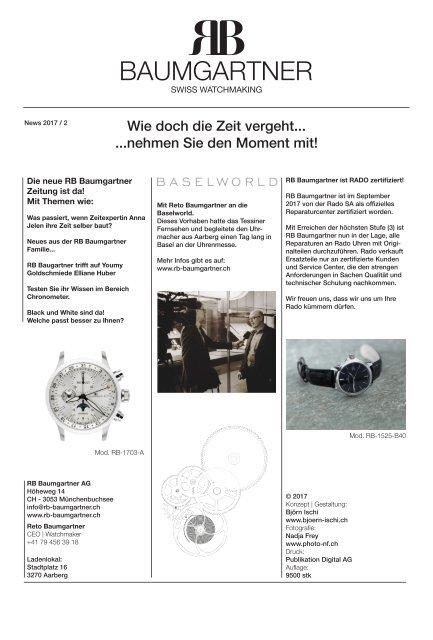 RB Zeitung 2 / 2017