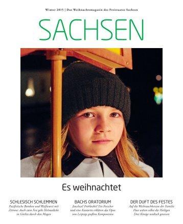 Es weihnachtet - Das Weihnachtsmagazin des Freistaates Sachsen