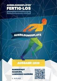 AUSBILDUNGSPLÄTZE - FERTIG - LOS | Hansestadt Hamburg, Landkreis Harburg 2020