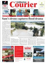 Ashburton Courier: December 12, 2019