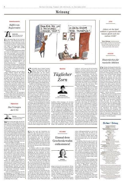 Berliner Zeitung 11.12.2019