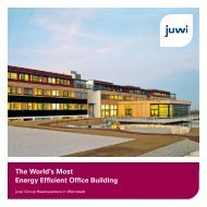 The World's Most Energy Efficient Office Building - juwi