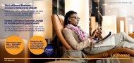 Weitere Information (PDF) - Lufthansa