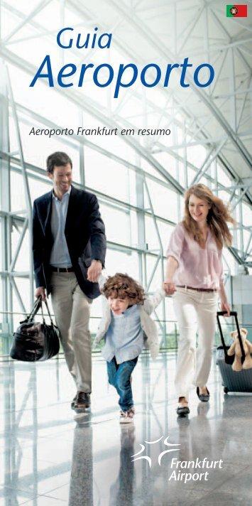 Aeroporto agora também com App! Frankfurt