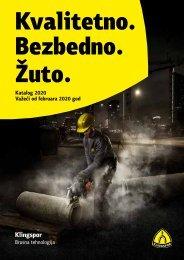 Preisliste 2020 - Serbien