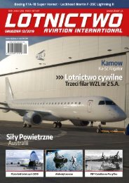 Lotnictwo Aviation International 12/2019 PROMO