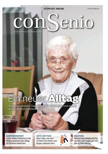 2019/50 - Consenio Metzingen, Reutlingen, Münsingen