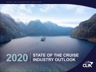 2020 State of the Cruise Industry