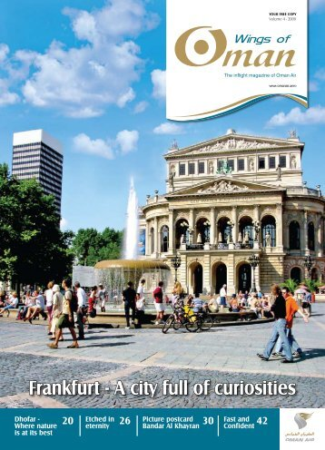 Frankfurt - A city full of curiosities