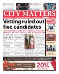 City Matters 113