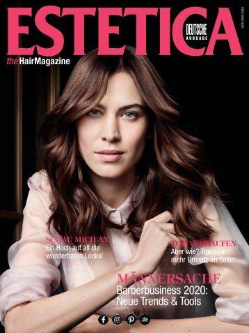 Estetica Magazine Deutsche Ausgabe (5/2019)