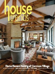 Housetrends Columbus August/September 2019