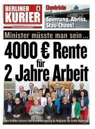 Berliner Kurier 12.12.2019