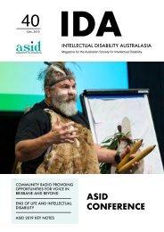 IDA Vol 40 Issue 4 - ASID (Dec 2019)