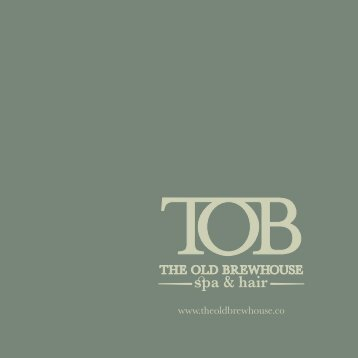 Download our Brochure and Price List Here - Old Brewhouse
