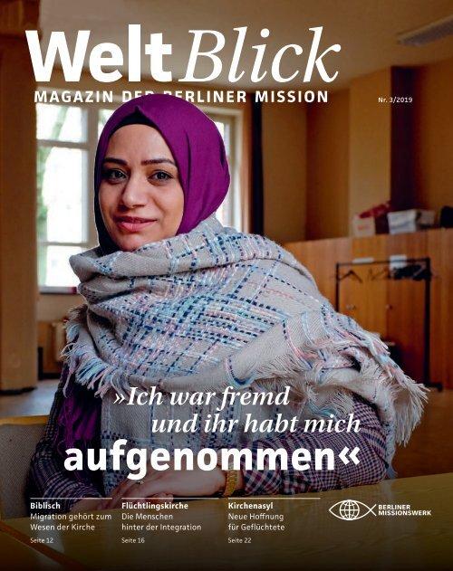 WeltBlick 3/2019