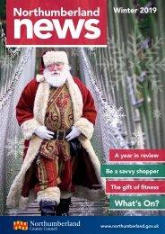 Northumberland News - Winter 2019